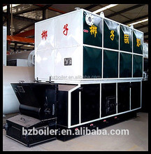 CE ISO BV certificate factory price trade assurance coal fired thermal oil boiler furnace