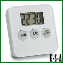 Sunny Fashion LCD Timer Kitchen Home Mechanical Countdown Alarm Clock,Large Digital Mechanical Countdown Timer G20B156