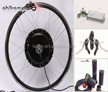 High-speed bicycle engine kit,48v 1500w electric bike kit