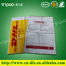 mail delivery bags,colour mailing bags,green mailing bags