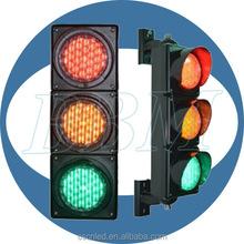100mm stop go industrial led traffic light
