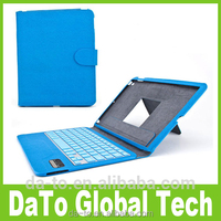 Best Leather Bluetooth Wireless Keyboard Case with Holder For iPad Air 5