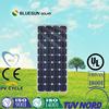 BlueSun high efficiency mono 100W low price mini solar panel 12v for home use