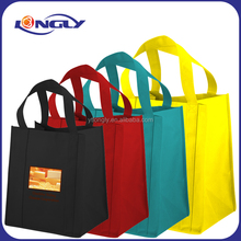 Cheapest Fashion Big Thunder Non Woven Tote Bags Full Color