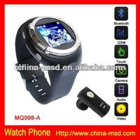 best watch phone 2012 with bluetooth function