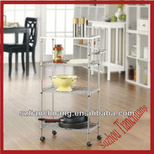 Folding Carbon Steel Wholesale Chrome Wire Rack