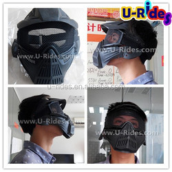 inflatable Paintball game mask