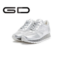 sports shoes for women plat summer rubber outsole sneaker