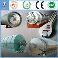 Nuevo producto de tecnología en China! Dispositivos de purificación de aceite de plástico de desecho para la venta