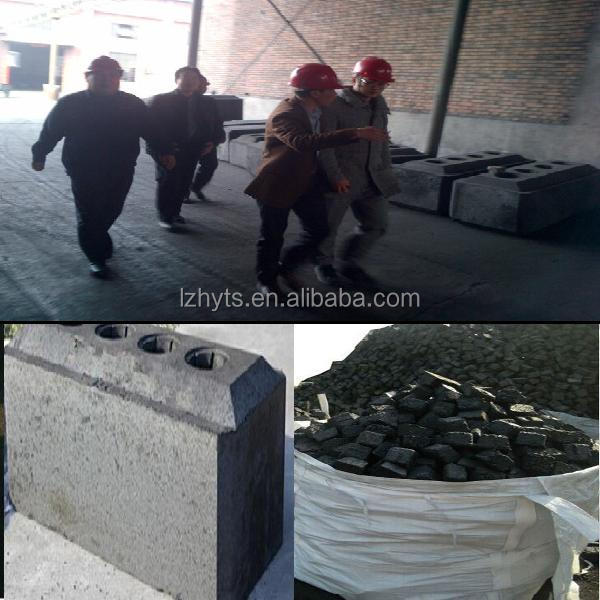 Electrically Calcined Anthracite Coal For Making Electrode Paste and Aluminium Industry