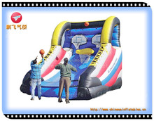 factory price Inflatable basketball shooting for sports