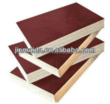 lowest price and good quality 12mm/15mm/18mm black/brown film faced plywood