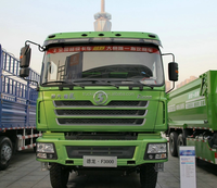 New conditionn diesel type SHACMAN 10wheels shacman tippper 6*4 dump truck for sale in Dubai