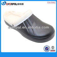 winter clogs eva sole without holey clogs
