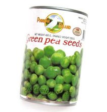 Green Pea Seeds, Halal Products Thai Thailand Vegetable,Fruit Canned Hala