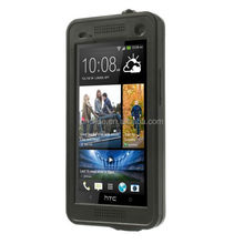 New Products For HTC One Shockproof Waterproof Case