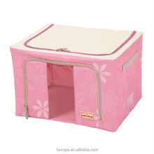 Toy oxford storage kids foldable decorative storage boxs& bins eco-friendly storage boxs