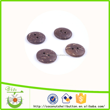 great natural look 15mm new design unique style coconut shell shirt buttons