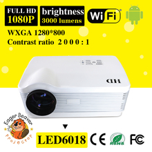 Trade manager supply beam projector for android phone power supply and wide angle lens better for floor projection