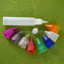 20ml 30ml wholesale the 2015 newest design product for pen shape LDPE bottle with childproof cap and long dropper