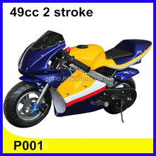 49cc 2 stoke air cooled dirt bike for sale