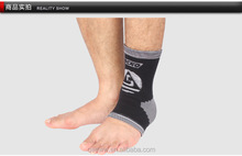 Professional ankle protection sleeves,basketball/soccer/baminton/bicycle sporting compression foot ankle leg sleeves