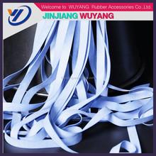Wuyang latex elastic rubber for diving glasseselastic rubber tape natural and latex free in 2015