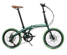 wholesale folding bicycle aluminum alloy 20 inch foldable bicycle