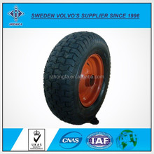 Strong Quality Wheel Rubber Solid Pneumatic Tires