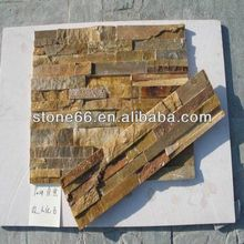 Chinese various color&cheap natural slate culture stone