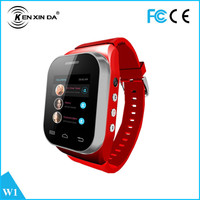 Kenxinda Wholesale Bluetooth Watch Phone 1.44 inch Display Android Watch Phone Support TF Card/GSM/Qwerty Keyboard