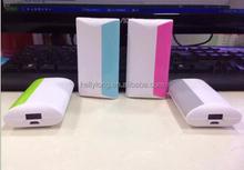 cheap price under $2.0 for colorful handbag 5200mAh move power bank