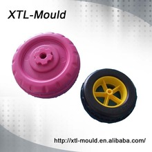 Injection Moulding Plastic Wheel For Toys With High Quality