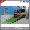 Mobile Container Load and Unload Ramps