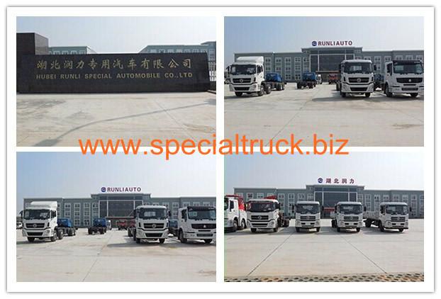 30000-50000litre Fuel Truck FAW 8*4 Driving LHD