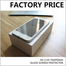 Manufacture of High Quality 0.26mm 2.5D Tempered Glass Screen Protector