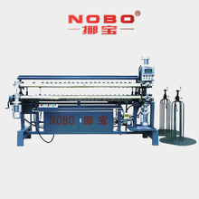 Automatic Assembling Spring Bed Nets and Seat Machine- CNC NOBO-ZC-3 Of 950kg Weight