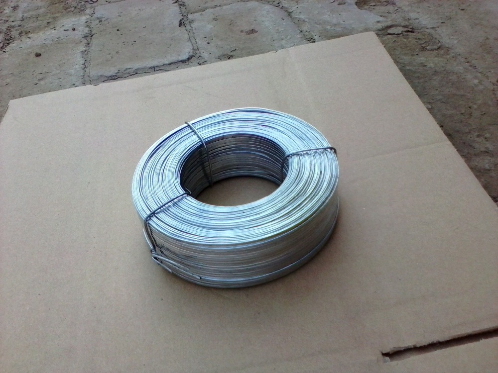 Flat Steel Cable : Cheap price carton stitching booking wire flat steel