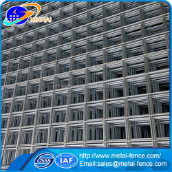Hot selling!!!Elec or Hot dipped Galvanized Square Elec-galvanized welded wire mesh