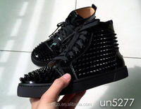 mens fashion sneaker studded spikes studs spiked shoes on sale