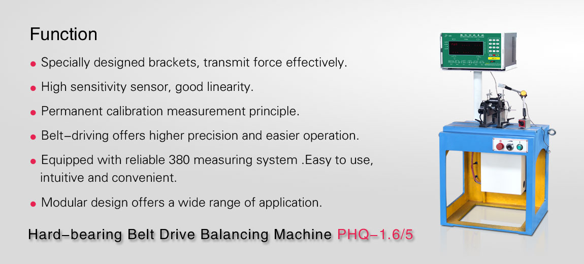 Fuel pump Dynamic Balancing Machine wholesale