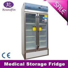 No frost pharmacy storage refrigerator
