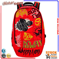 New design hot sales laptop backpack for young man BBP402
