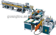 wood finger joint machine