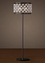 The New Style K9 Crystal Glass Chandelier artistic floor lamp For living room