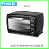 T0-35 electric bread toaster oven