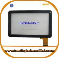 "9"" Touch Screen Digitizer FM901601KA/KB/KC/KD"
