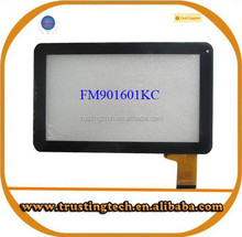 "9"" Touch Screen Digitizer FM901601KA/KB/KC/KD"