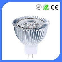 100lm/w aluminum+PMMA DC 8w led dimmable gu10 AR111 led spot light mr11 12v led spot light fixture square