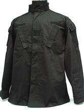 Venta al por mayor de guardia de seguridad uniformes tácticos del ejército uniforme uniforme ACU negro de encargo uniforme de combate uniforme militar